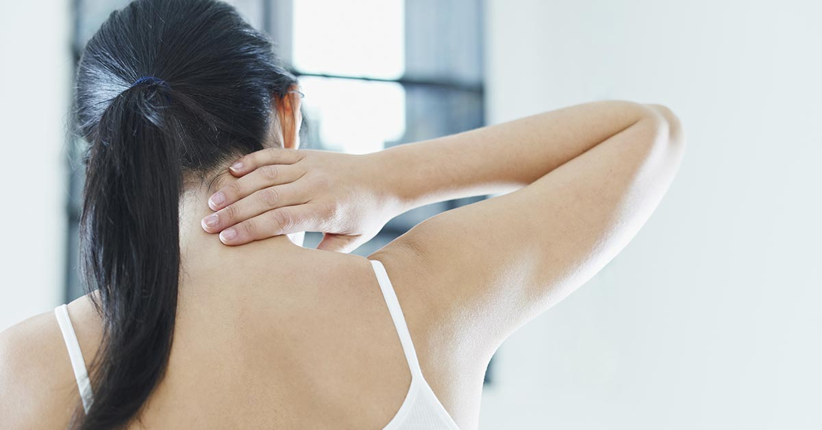 Watkinsville chiropractic neck pain treatment